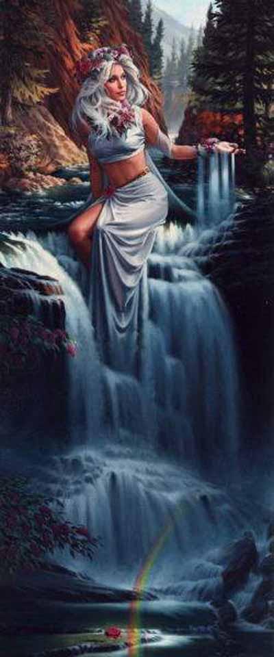 картинки феи воды
